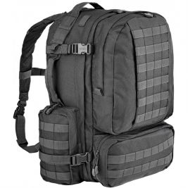 Sac MODULAR BACKPACK 60L Noir - Defcon 5