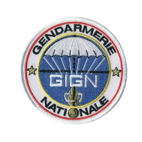 Écusson GIGN Gendarmerie Nationale