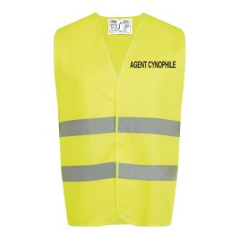 Gilet Jaune AGENT CYNOPHILE
