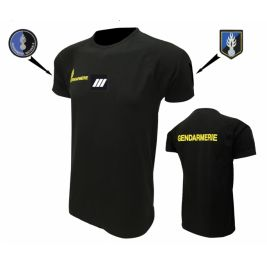 Tee-Shirt Active Line Gendarmerie Mobile - Summit Outdoor