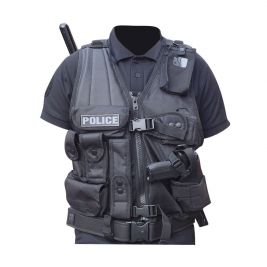 Gilet Force Intervention avec Holster - Patrol