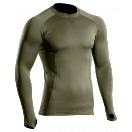 Tee-shirt Thermo Performer niveau 3 Vert OD - TOE