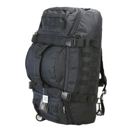 Sac de transport OPERATORS 60L Noir - Kombat Tactical