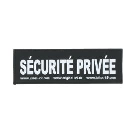 Logo Velcro SECURITE PRIVEE - Julius K9