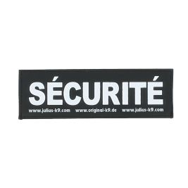 Logo Velcro SECURITE - Julius K9