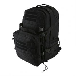 Sac à dos Recon 50L Noir - Kombat Tactical