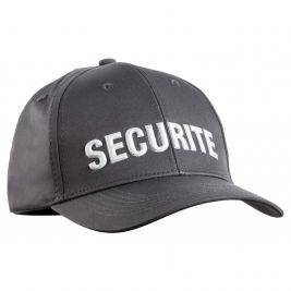 Casquette Stretch Fit SECURITE - TOE
