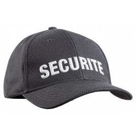 Casquette Stretch Fit SECURITE été - TOE