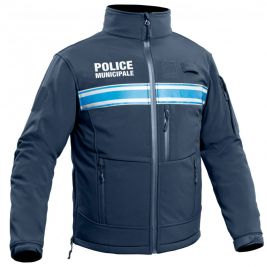 Softshell Police Municipale P.M. ONE - TOE Concept