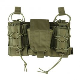 Porte chargeur Fast Rig Coyote - Kombat Tactical