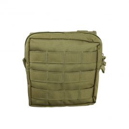Pochette utilitaire MOLLE moyenne coyote - Kombat Tactical
