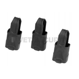 Mag assist 9mm SMG noir - Lot de 3 - Magpul