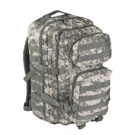 Sac à dos US Assault Pack Grand AT-DIGITAL Camo- Miltec