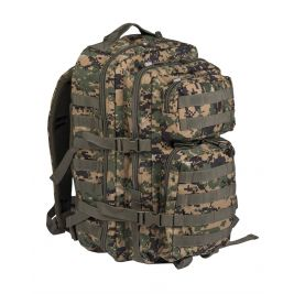 Sac à dos US Assault Pack Grand DIGITAL Camo- Miltec