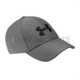 Casquette Blitzing 3.0 grise - Under Armour