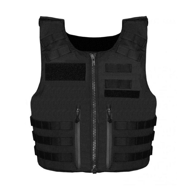 Housse pour fusil automatique Overlay et parall/èle complet assembl/é en cro/ûte de cuir