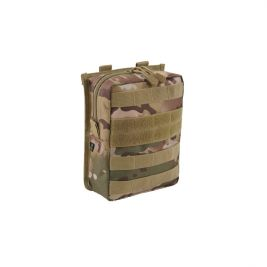 Pochette MOLLE Cross tactical camo - Brandit