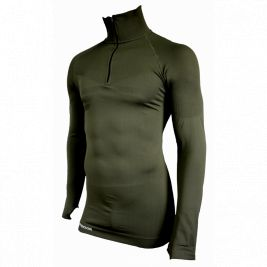 Sweat shirt Extreme Line Double Soft Vert OD - Summit Outdoor