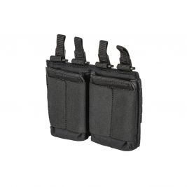 Porte chargeur Flex double AR noir - 5.11 Tactical
