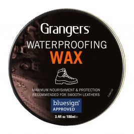 Cire naturelle Waterproofing WAX pour chaussures - Grangers