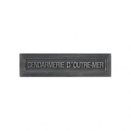 Agrafe ordonnance GENDARMERIE D'OUTRE-MER - DMB Products