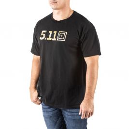 Tee-shirt Legacy Camo Fill Tee noir - 5.11 Tactical