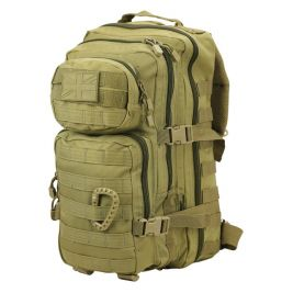 Sac à dos Small Assault Pack 28L Noir - Kombat Tactical
