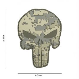 Patch 3D en PVC Punisher - 101 Inc