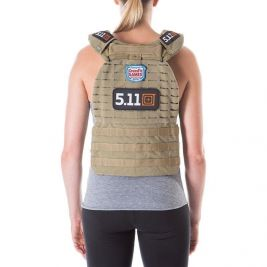 Gilet porte plaques TacTec CrossFit Games Coyote - 5.11 Tactical