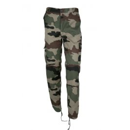 Pantalon Treillis Camo CE - City Guard