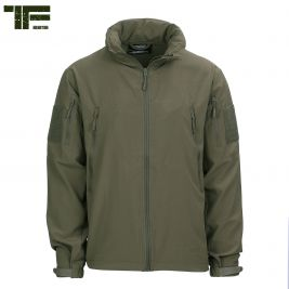 Veste Softshell Bravo One Coyote - Task Force 2215