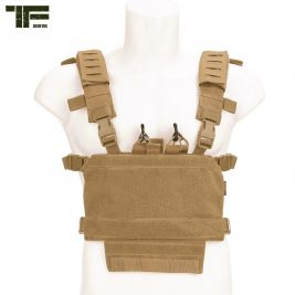 Chest Rig modulaire Coyote - Task Force 2215