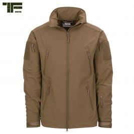 Veste Softshell Echo One Coyote - Task Force 2215