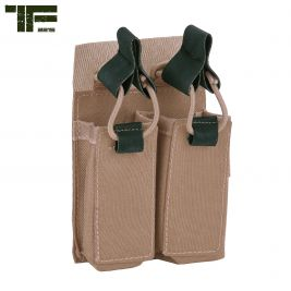 Pochette double chargeurs PA Coyote - Task Force 2215