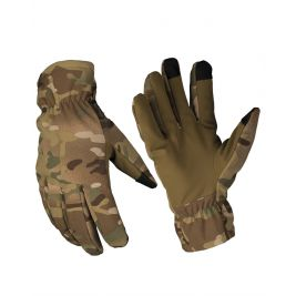 Gants softhsell Thinsulate Multitarn - Miltec