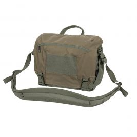 Sac de Courrier Urbain Moyen Coyote Adaptive Green - Helikon