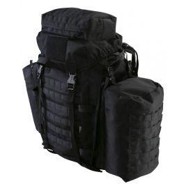 Sac à Dos Tactical Assault 90l Noir - Kombat Tactical