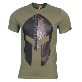 Tee-Shirt Eternity Olive - Pentagon