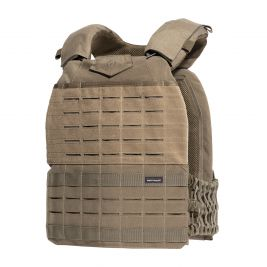 Gilet Tactique MILON VEST Plate Carrier Coyote - Pentagon