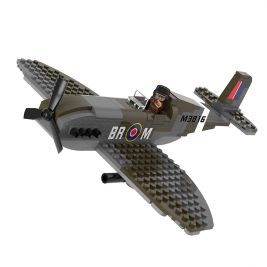 Avion Supermarine Spitfire M38-70071 - Sluban