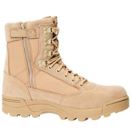 Rangers Tactical Boot Zip Coyote - Brandit