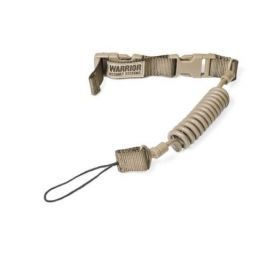 Dragonne Tactical Pistol Lanyard Coyote - Warrior Assault