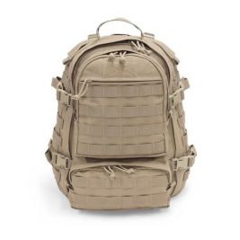 Sac Elite OPS Pegasus Pack Coyote Tan - Warrior Assault