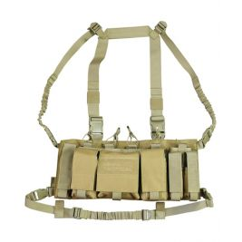 Trojan Chest Rig - Coyote