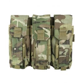 Triple Mag Pouch with PISTOL Mag - BTP