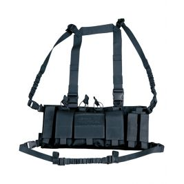 Chest Rig Trojan - Noir - Kombat Tactical