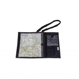 Porte-carte 42,5 x 14,5 cm waterproof Noir - Highlander