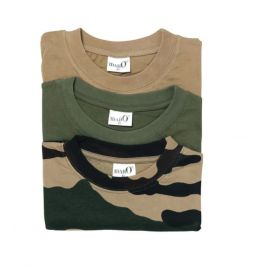 Lot de 3 tee shirts - City Guard
