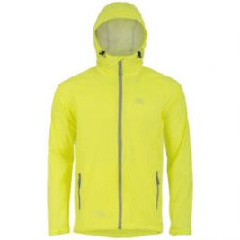 Veste Stow & Go Waterproof Unisex - Yellow - Highlander