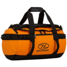 Sac STORM KITBAG 30L - Orange - Highlander